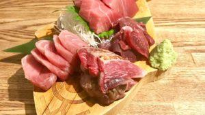 【海鮮居酒屋 ヒガシノマグロ(小川町)】美味しいマグロを堪能できるのでオススメ!