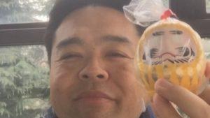 西新井大師で「だるま」を購入!!